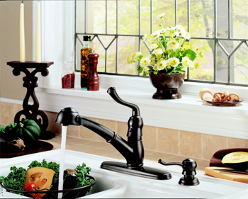 Dirtcheapfaucets Com Delta 473 Rbsd Saxony Single Handle